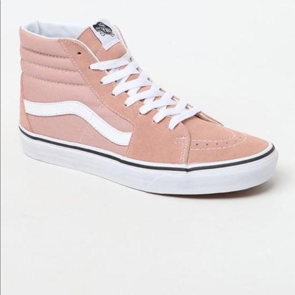 Furgonetas Zapatos De Color Rosa Las Mujeres De Talla 8 nHodS